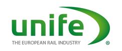 UNIFE, Union des Industries Ferroviaires Européennes